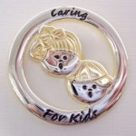 2009 Caring for Kids Pin