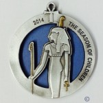 2014 Maat Ornament