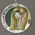 2000 King Tut Ornament