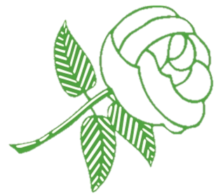 Rose 2 on Insurance Policy Clip Art Free